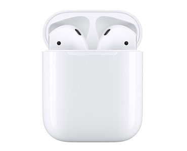APPLE Airpods mit Ladecase